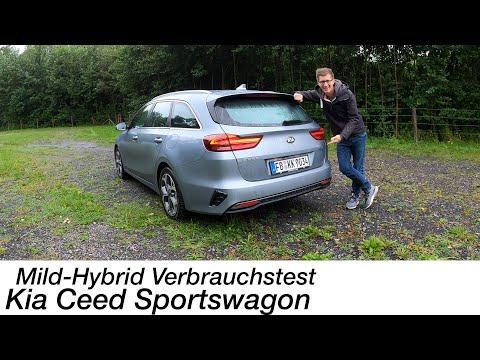 Kia Ceed SW 1.6 CRDi EcoDynamics+ Test: Sprit sparen dank Mild-Hybrid? [4K] - Autophorie
