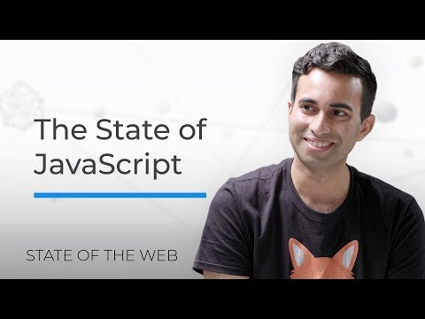 The State of JavaScript - The State of the Web