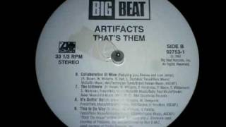 Artifacts - It's Gettin' Hot