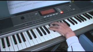 Towards the Pantheon (Emperor keyboard cover)