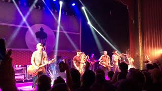 One Foot On The Gas, One Foot In The Grave - Streetlight Manifesto (Live at Royal Oak Music Theater)