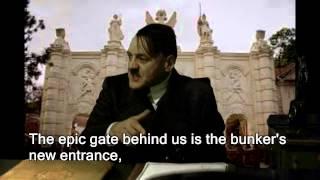 Hitler is informed he is in Alba Iulia.