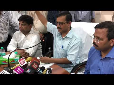 Delhi CM explains the entire plan from DJB to increase water output to solve water problem