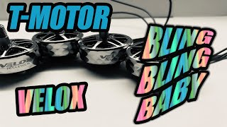 T-Motor Velox Motor Review - Super Smooth Affordable FPV Freestyle Motors!