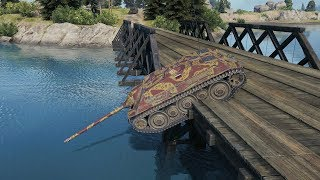 World of Tanks Epic Wins and Fails Ep162