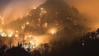 Tennessee Wildfires Deathtoll Continues To Climb thumbnail