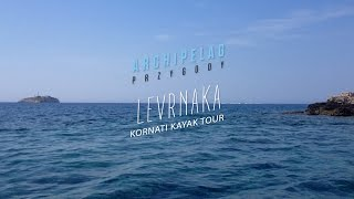 KORNATI - Sea Kayak Tour 2015 - LEVRNAKA