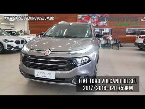 video carousel item Fiat Toro Volcano At D4
