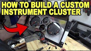 custom gauge cluster for chevy trucks - Thủ thuật máy tính