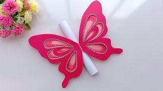 How to make Special Butterfly Birthday Card For Best Friend//DIY Gift Idea.