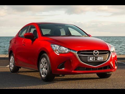 Mazda2 Sedan 2015