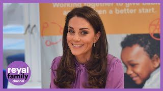 Kate Middleton Marks Beginning of Children's Mental Health Week with Special Message