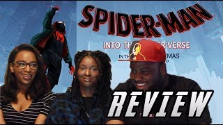 Spider Man: Into Spiderverse Spoiler Review!!!