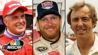 Dale Jr., Red Farmer, Mike Stefanik voted into NASCAR Hall of Fame for 2021 | Motorsports on NBC
