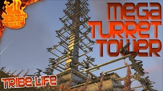 Unraidable Turret Tower