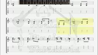 Def Leppard   Heaven Is GUITAR 1 TAB
