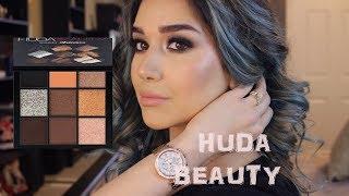 Black Smokey Eyes I Smokey Obsessions Palette By Huda Beauty