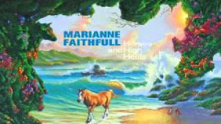 Marianne Faithfull goin back