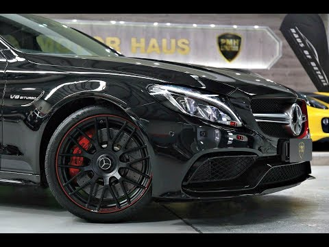 2016 Mercedes-Benz C63s AMG | EDITION 1