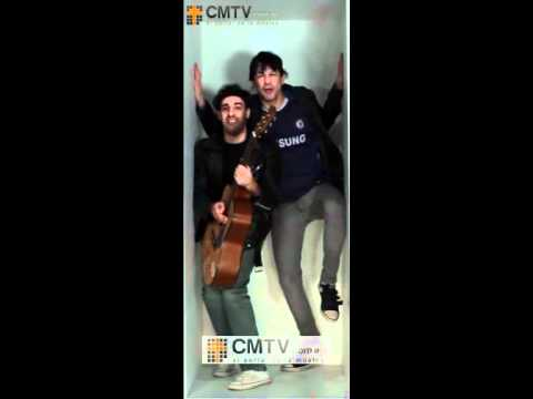 Jóvenes Pordioseros video Pegado - Colección Banners CMTV