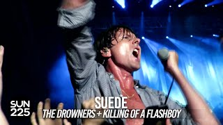Suede - The Drowners + Killing of a Flashboy @ Pentaport Rock Festival 2016