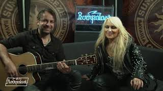 "Doro Pesch - Unplugged ""A thousand Years"""