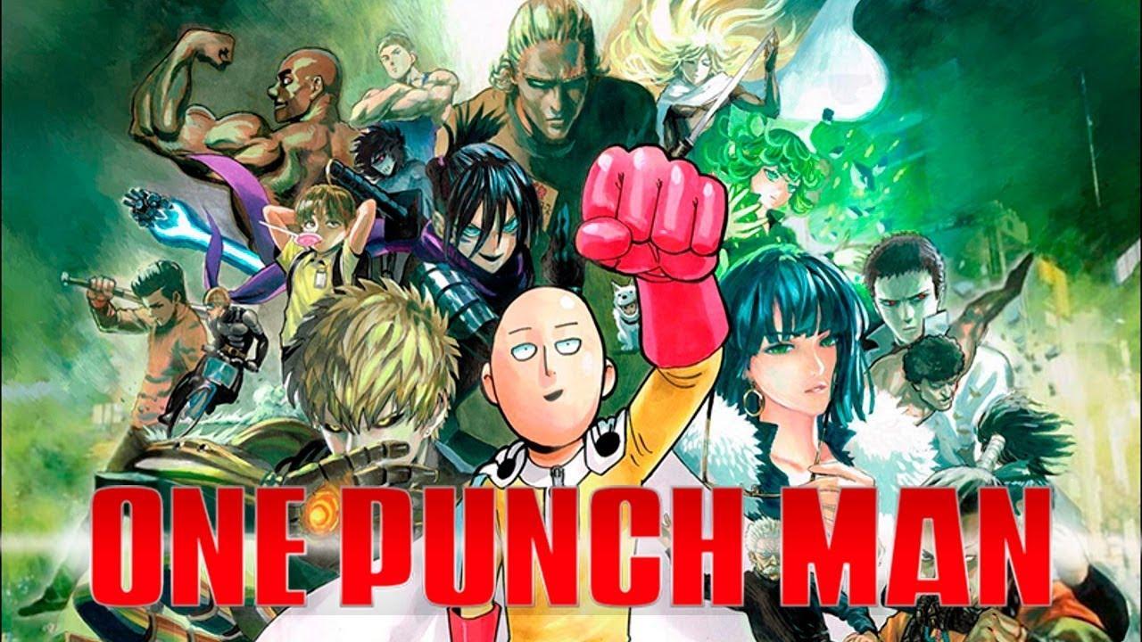 Ванпанчмен 2 / One Punch Man Season 2 русский трейлер