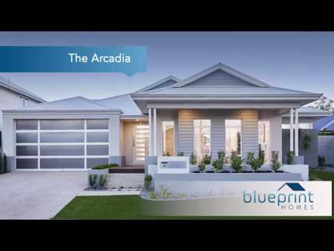 Display home the arcadia blueprint homes 4 2 2 1745m malvernweather Choice Image