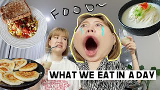 What I Eat In A Day: 🇰🇷Korean Recipes (Lots Of Satisfying Cooking… Lol) | Q2HAN