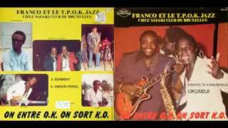 Serment (Kikam)   Franco & Le T.P. O.K. Jazz 1983