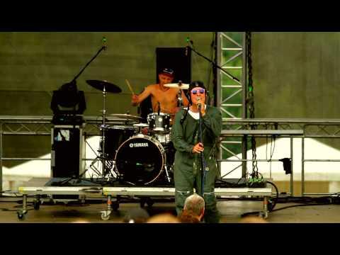 M.A.D. Band - M.A.D. Band - Moscow Ska - live at Pod Parou(CZ) 2014