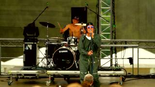 Video M.A.D. Band - Moscow Ska - live at Pod Parou(CZ) 2014