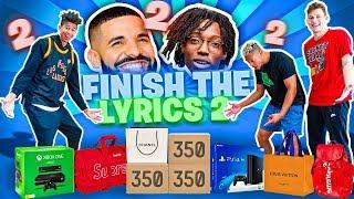 Finish the Lyrics, I'll Buy You Anything #2 ft. 2HYPE House