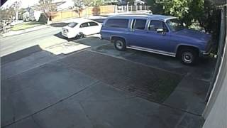 Package theft from a porch on 12/08/12 - Logan Drive, Fremont CA