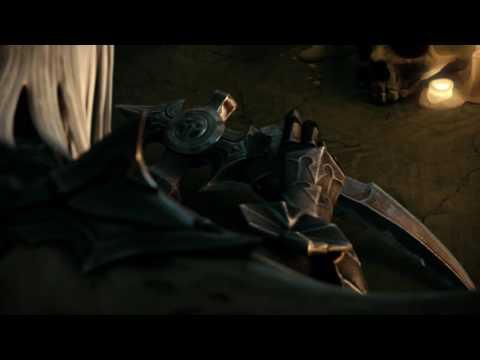Diablo III: Rise of the Necromancer Announcement Trailer thumbnail