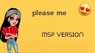 Please Me ~ MSP Version