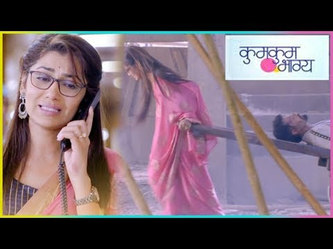 Prachi To Save Her Dad Abhishek's Life Unknowingly | Kumkum Bhagya