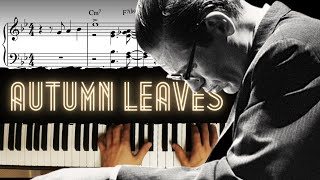 Autumn Leaves - Advanced (Bill Evans