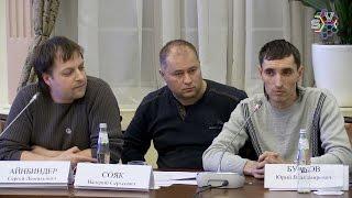 Дальнобойщики принуждали к правде о Платоне в ОП РФ