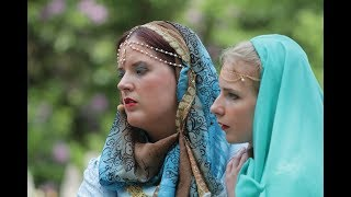 Theatergroep Trappaf 2017 – Aladdin