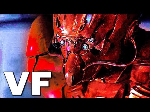 CAPTIVE STATE Bande Annonce VF (Science-Fiction, 2019)
