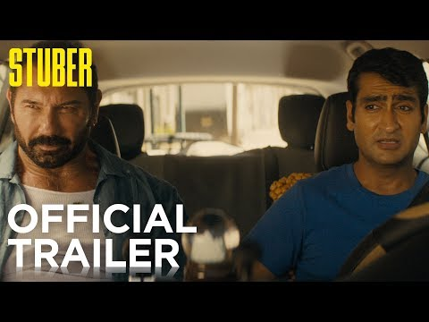 Movie Trailer: Stuber (0)