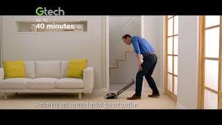 Gtech AirRam Cordless Vacuum Cleaner | Advert 60 seconds Advert