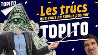 Top 10 des trucs que vous saviez pas sur Topito (et les illuminatis), mais surtout Topito