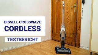 Test: BISSELL CrossWave Cordless