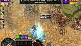 Karte 1 part 1 Rise of Legends Quotl Feldzug german