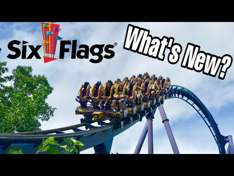 What's New at Six Flags Great Adventure in 2019?