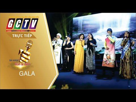 GCTV - GALA TRAO GIẢI DẠ KHÚC XƯA VÀ NAY - CÔNG BỐ RA MẮT THẦN TƯỢNG DOANH NHÂN 2018