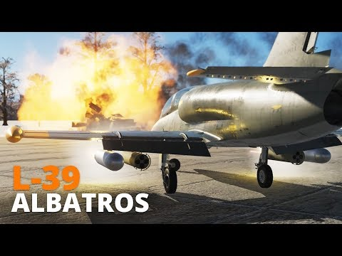 DCS World 2.5 | Getting To Know The Aero L-39 Albatros