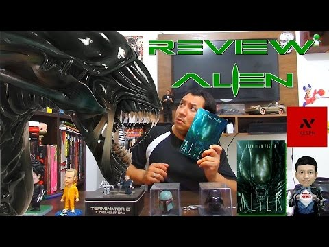 Review do livro Alien Editora Aleph(FULL HD)
